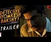 Embedded thumbnail for Detective Byomkesh Bakshy