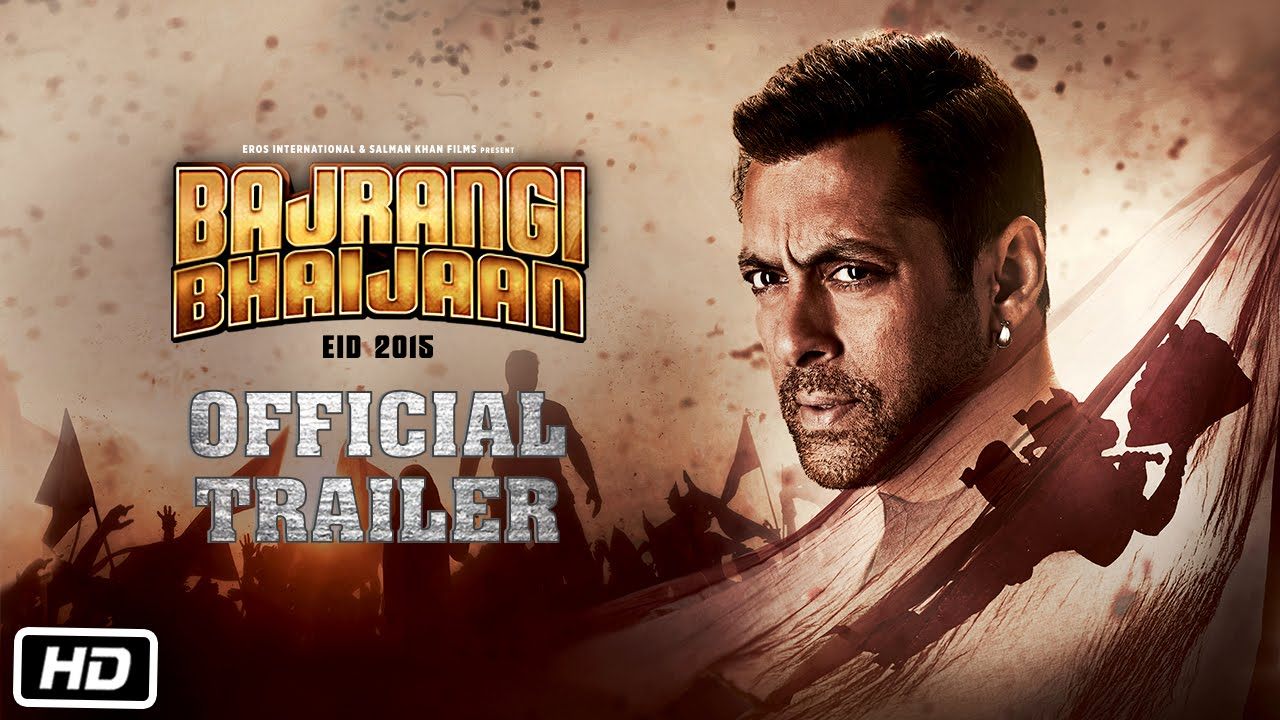 Embedded thumbnail for Bajrangi Bhaijaan