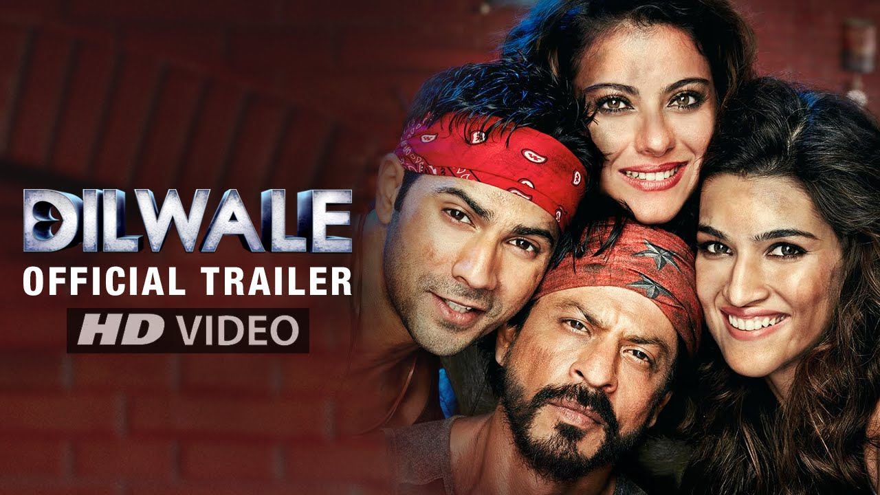 Embedded thumbnail for Dilwale Hindi Movies