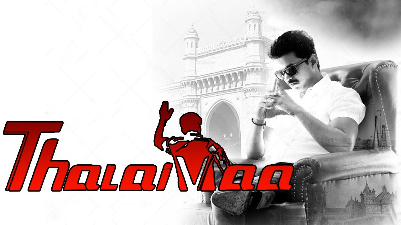 Embedded thumbnail for Thalaivaa