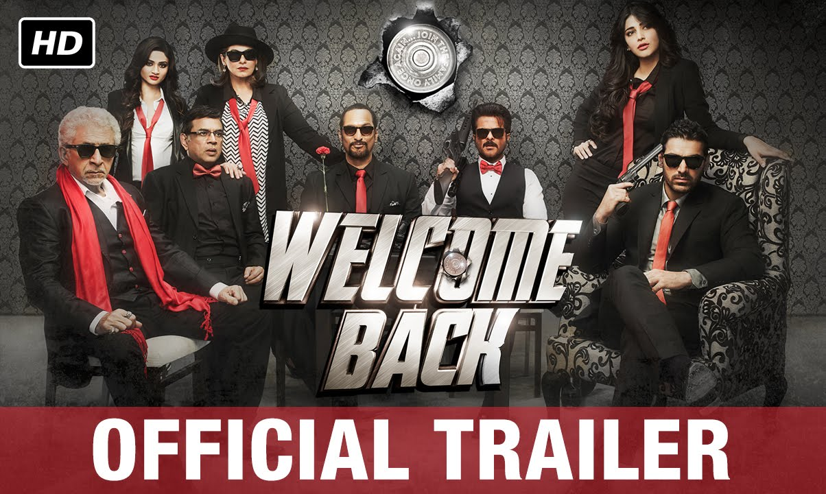 Embedded thumbnail for Welcome Back