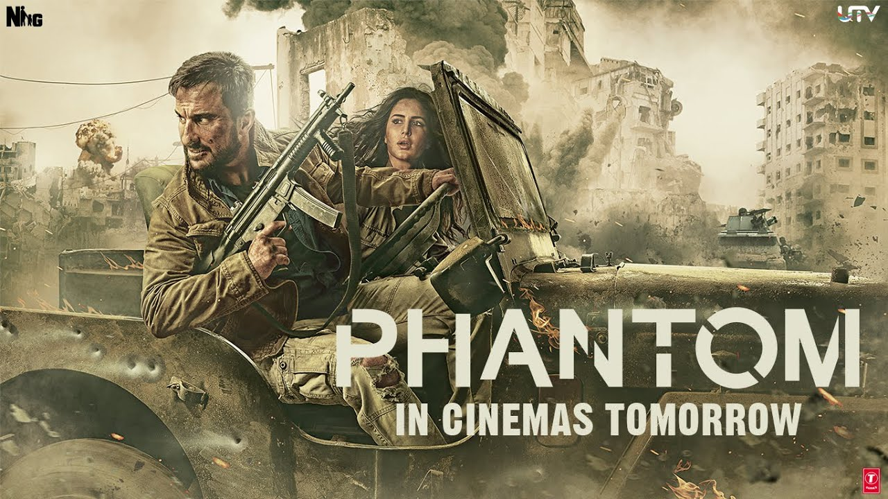 Embedded thumbnail for Phantom