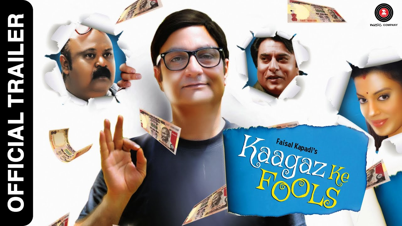 Embedded thumbnail for Kaagaz Ke Fools